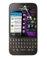 MYCANDY ANTIGLARE SCREEN PROTECTOR COMPATIBLE WITH BLACKBERRY Q5 VIP