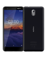 NOKIA 3.1 2018 4G LTE DUAL SIM,  black chrome