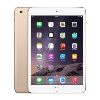 APPLE IPAD MINI 3 4G 64GB,  gold