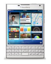 BLACKBERRY PASSPORT,  white
