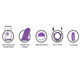 SAMSUNG GALAXY S9/S9+ VALUE PACK PURPLE - PROMOTION