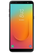 SAMSUNG GALAXY J8 64GB DUAL SIM,  black