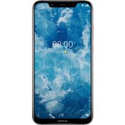 NOKIA 8.1 64GB 4G DUAL SIM,  iron copper