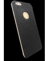 MYCANDY IPHONE 7 BACK CASE MOONRAY GLITTER BLACK