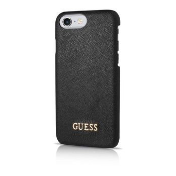 GUESS IPHONE 8 PLUS HARD CASE,  black