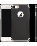 MYCANDY IPHONE 8 PLUS TITANIUM BACK CASE BLACK