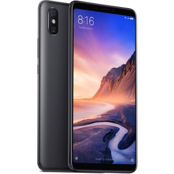 XIAOMI MI MAX 3(E4) 64GB 4G DUAL SIM,  black