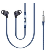 Samsung In-ear Headphones Rectangle Design,  blue