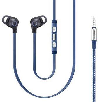 Samsung In-ear Headphones Rectangle Design,  blue