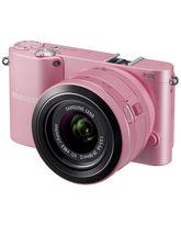 SAMSUNG NX1000,  pink