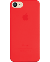 MYCANDY IPHONE 7 / IPHONE 8 BACK CASE LIPSTICK RED