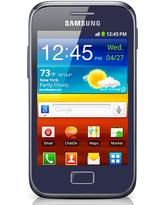 SAMSUNG S7500 GALAXY ACE PLUS,  blue