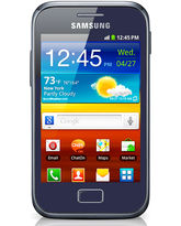 SAMSUNG S7500 GALAXY ACE PLUS,  blue