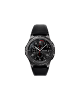 SAMSUNG GEAR S3 FRONTIER DARK GREY