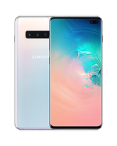 SAMSUNG GALAXY S10 PLUS DUAL SIM,  white, 128gb