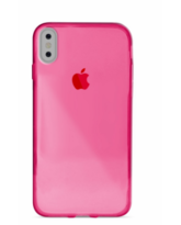 PURO IPHONE X BACK CASE,  pink