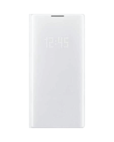 SAMSUNG NOTE 10 PLUS LED VIEW COVER WHITE