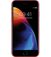 APPLE IPHONE 8,  red, 64gb