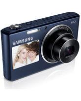 SAMSUNG DIGITAL CAMERA DV150F 16MP 5X DUAL VIEW,  black