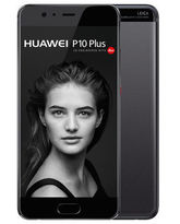 HUAWEI P10 PLUS 128GB 4G DUAL SIM,  black