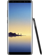 SAMSUNG GALAXY NOTE 8 64GB DUAL SIM,  black