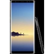 سامسونج نوت 8 64GB DUAL SIM,  أسود