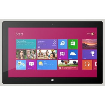 MICROSOFT SURFACE 32 GB WINDOWS RT,  black