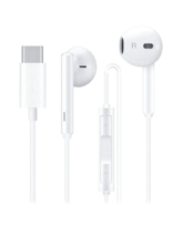HUAWEI STEREO HEADST TYPE C WHITE