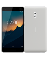 NOKIA 2.1 8GB 4G DUAL SIM,  light grey silver