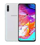 SAMSUNG GALAXY A70 A705F 128GB DUAL SIM,  white
