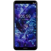 NOKIA 5.1 PLUS 32GB DUAL SIM,  black