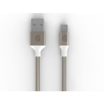 GRIFFIN LIGHTNING CABLE PREMIUM 5FT,  grey