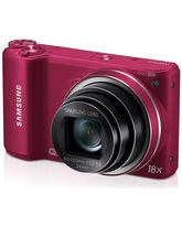 SAMSUNG WB250F,  red
