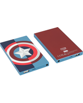 TRIBE POWER BANK 4000MAH CAPTAIN AMERICA