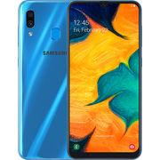 SAMSUNG GALAXY A30 A305F 64GB 4G DUAL SIM,  blue