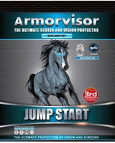 JUMP START ARMOR VISOR TEMPERED GLASS IPAD AIR
