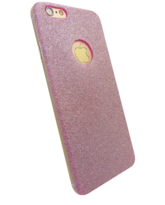 MYCANDY IPHONE 7 / IPHONE 8 BACK CASE MOONRAY GLITTER PINK