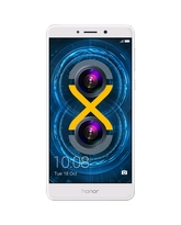 HUAWEI HONOR 6X 32GB DUAL SIM,  silver