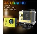 1080P 4K Ultra HD Wireless Sports Camera 2.0 InCH 170 Degree