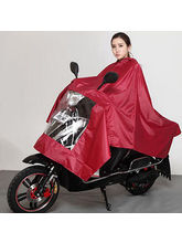 Generic Raincoat for 2 wheeler