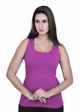 Gargi Ladies 4 -Way Stretchable T-Backs (OGST-11-MAGENTA), l