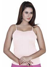 Gargi Ladies Ribbed Cotton Lycra Camisole (OGSL-17-AARYA-SKIN), l
