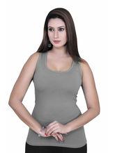 Gargi Ladies 4 -Way Stretchable T-Backs (OGST-11-GREY), 2xl