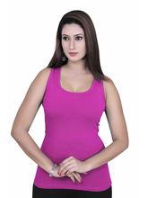 Gargi Ladies 4 -Way Stretchable T-Backs (OGST-11-DK. PINK), s