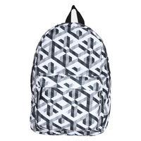 Geo Print Backpack