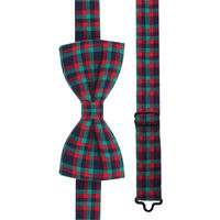 Chasquido Radiant Check Bow Tie