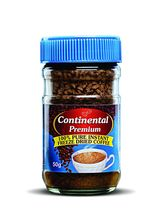 Continental Premium Coffee Powder 50g Jar, 50 gm