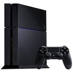 Sony PlayStation® 4 Console (PS4),  black, 500gb