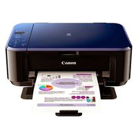 Canon PIXMA E560 Inkjet Multifunction Wireless Printer,  black