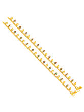 Sukkhi Stylish Gold Plated Anklet For Women (22040AGLDPD1400)